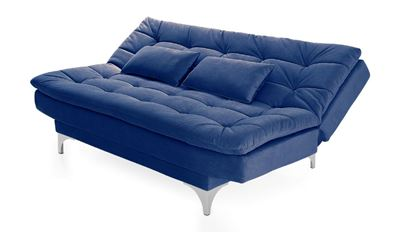 Sof cama imperial reclin vel suede for Cama imperial